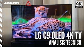 LG C9 Oled 4K TV Análisis Técnico ¿Vale la Pena? ¿El mejor Televisor del año o un plato repetido?