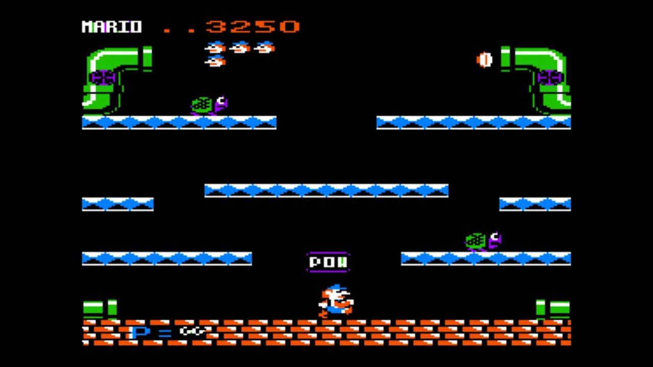 Mario Bros For The Apple Ii Youtube