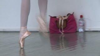 The ballet hopefuls of the Paris Opéra dance school