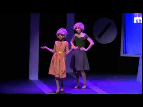Amber - Mama I'm a Big Girl Now - Hairspray December 2014