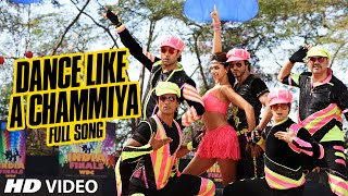 OFFICIAL & 39 Dance Like a Chammiya& 39 Full VIDEO Song Happy New Year Shah Rukh Khan