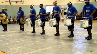 Sonic Soul Drumline (Columbus, Ohio)