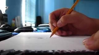 drawing anime