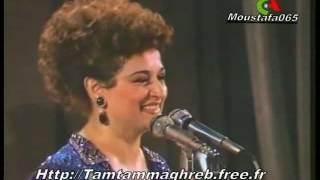 وردة الجزائرية-عيد الكرامة-حفلة