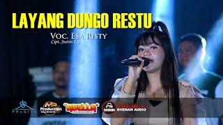 ESA RISTY || LAYANG DUNGO RESTU - LDR (Official Music Video) OM ADELLA Ft DHEHAN AUDIO Terbaru 2021
