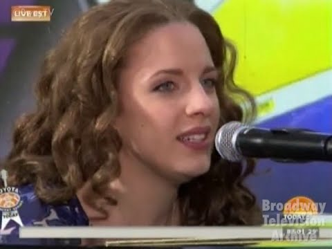 "Jessie Mueller -  ""Will You Love Me Tomorrow"" - BEAUTIFUL (NBC Today Show 27-Feb-2014)"