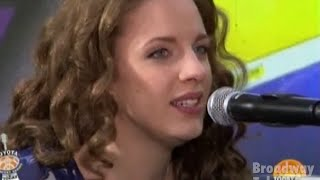 "Jessie Mueller -  ""Will You Love Me Tomorrow"" - BEAUTIFUL (NBC Today Show 27-Feb-2014)"