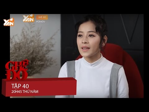 Ghế ĐỏII Tập 40: Gặp gỡ khách mời diễn viên Chi Pu và Gil Lê