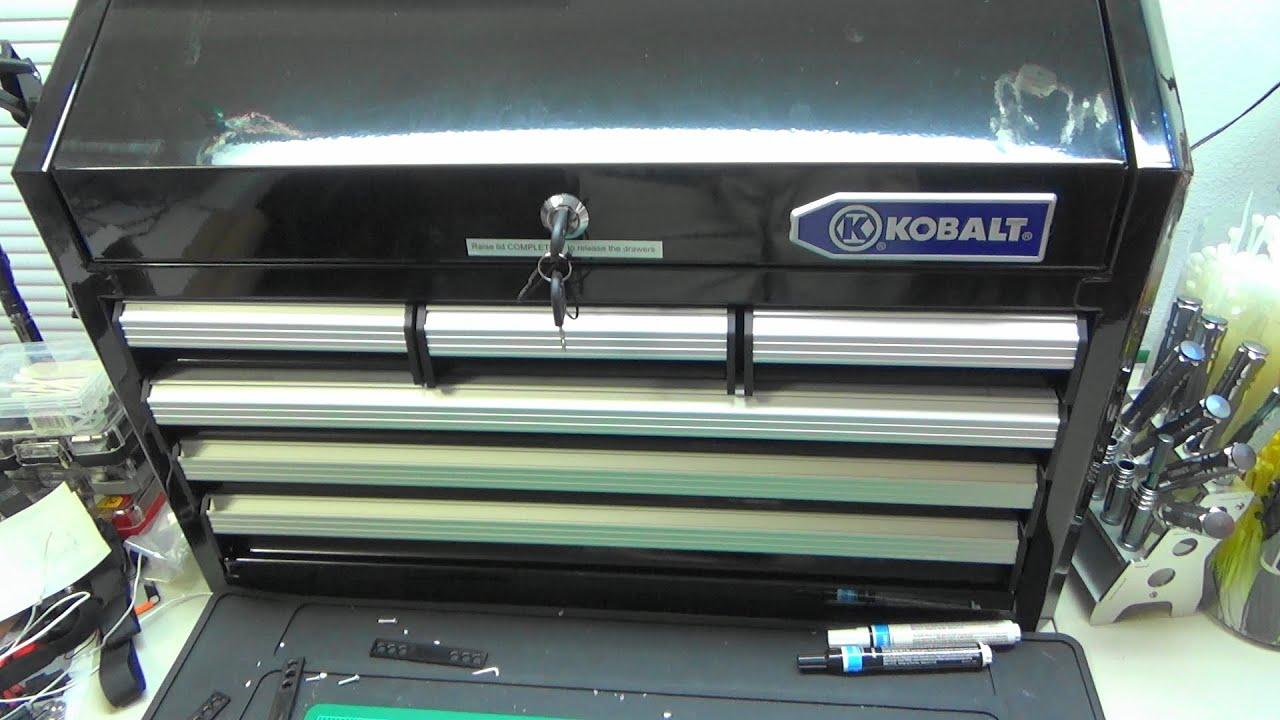 Drawer Tool Bo Chest Kobalt Box