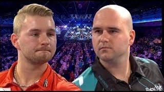 v.d.Bergh v Cross [QF] 2018 World Championship Darts
