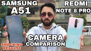 Samsung A51 vs Redmi Note 8 Pro Camera Comparison Samsung A51 Camera Review Note 8 Pro Camera Review