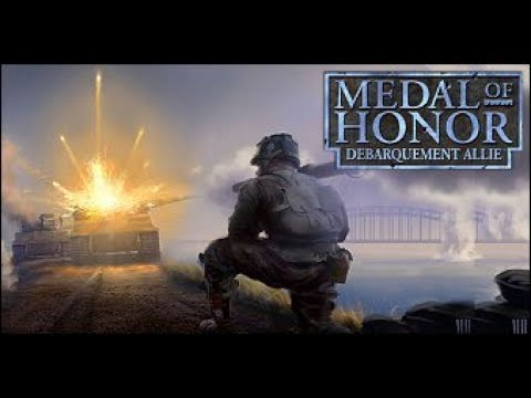 medal of honor debarquement alli pc