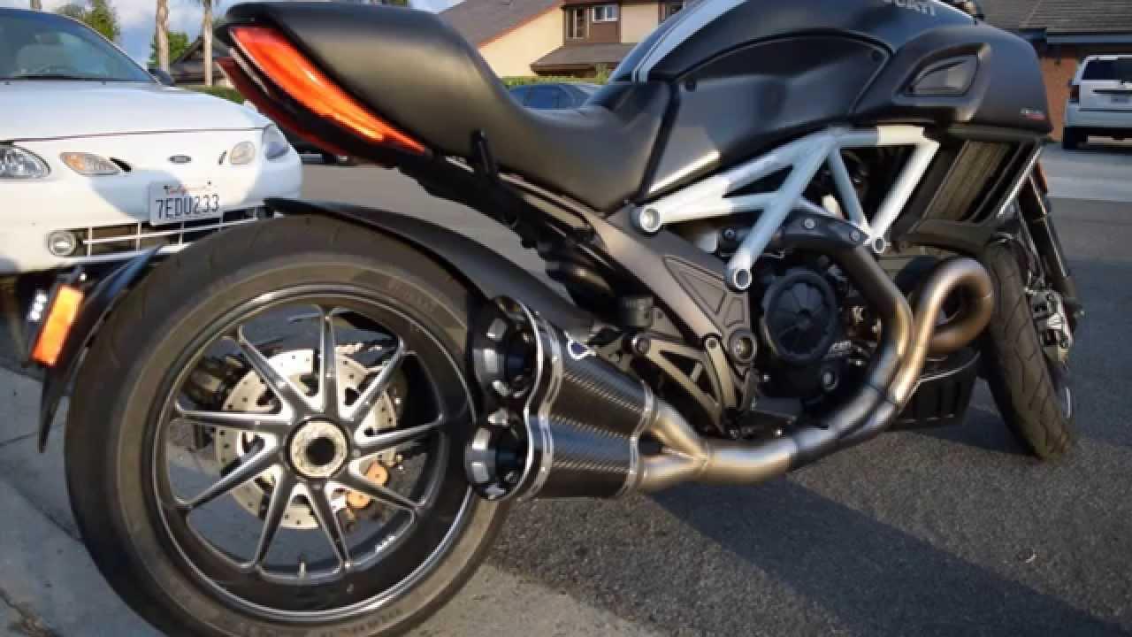 Ducati Multistrada Termignoni Race Exhaust