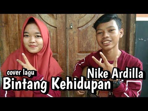 Bintang Kehidupan Nike Ardilla - Cover by Dewi ft. Risyad Nf