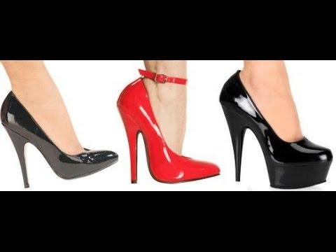 cdf54b6e2d 7 Modelos de Sapatos Sociais Femininos Para Usar - YouTube