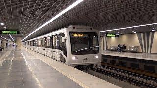 Budapest M3-as metró felújított állomásai 2019 / New stations on the Budapest metro M3