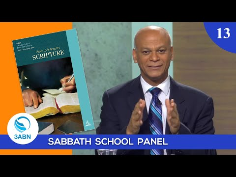 Living by the Word of God | Sabbath School Panel by 3ABN - Lesson 13 Q2 2020