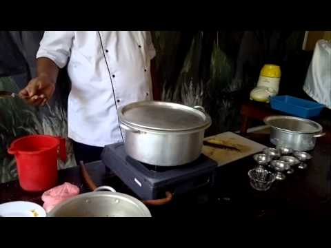 COOKERY CLASS SRILANKA 2013