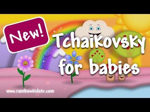 ♥ Waltz for Babies ♥ Waltz of the Flowers by Tchaikovsky ♥