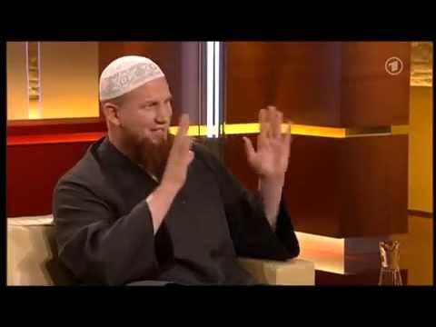 Matschberger mit Pierre Vogel ( Abu Hamsa )