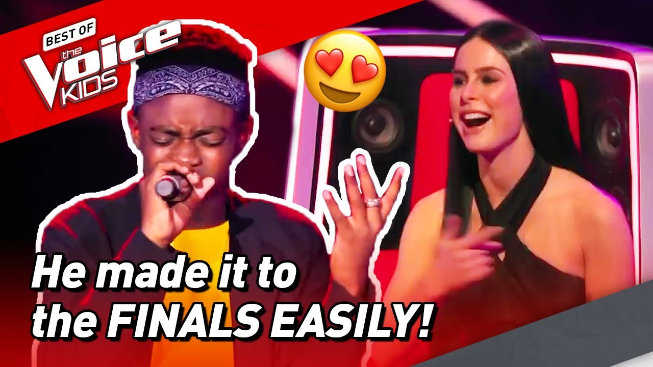 Download 😍This Kid knows how to WIN EVERYONES HEART with his INCREDIBLE VOICE in The Voice Kids! | Road To