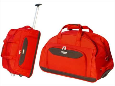 Trolley Bags Original Set Of 4 Bags Youtube