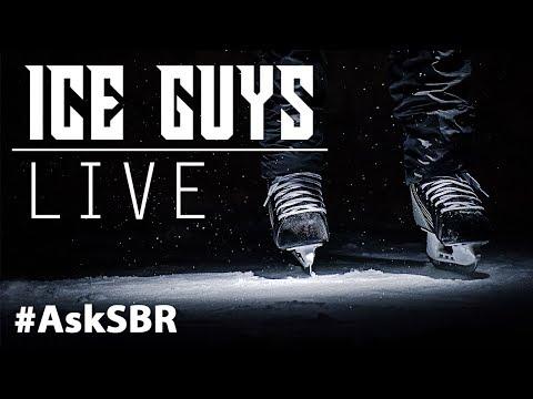 The Ice Guys | The Guys Break Down The NHL Betting Card | Hockey Betting Advice & NHL Picks