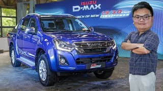 FIRST LOOK: 2019 Isuzu D-Max facelift with new 1.9L Ddi engine in Malaysia - RM80k - RM121k