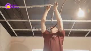 Подвесной потолок Грильято - Ремонт для чайников на ТНТ