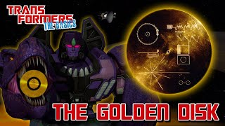 TRANSFORMERS: THE BASICS oฑ the GOLDEN DISK