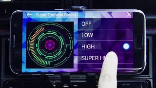 Pioneer Smart Sync - налаштування звуку