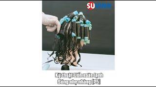 P5 Kỹ thuật uốn xoăn lạnh, dạy uốn tóc, học uốn tóc, khóa học uốn duỗi - 0983258655