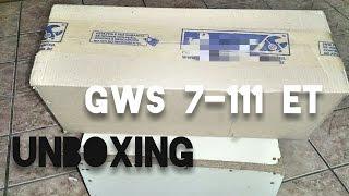 Unboxing Esmerilhadeira Bosch Gws 7-115 ET