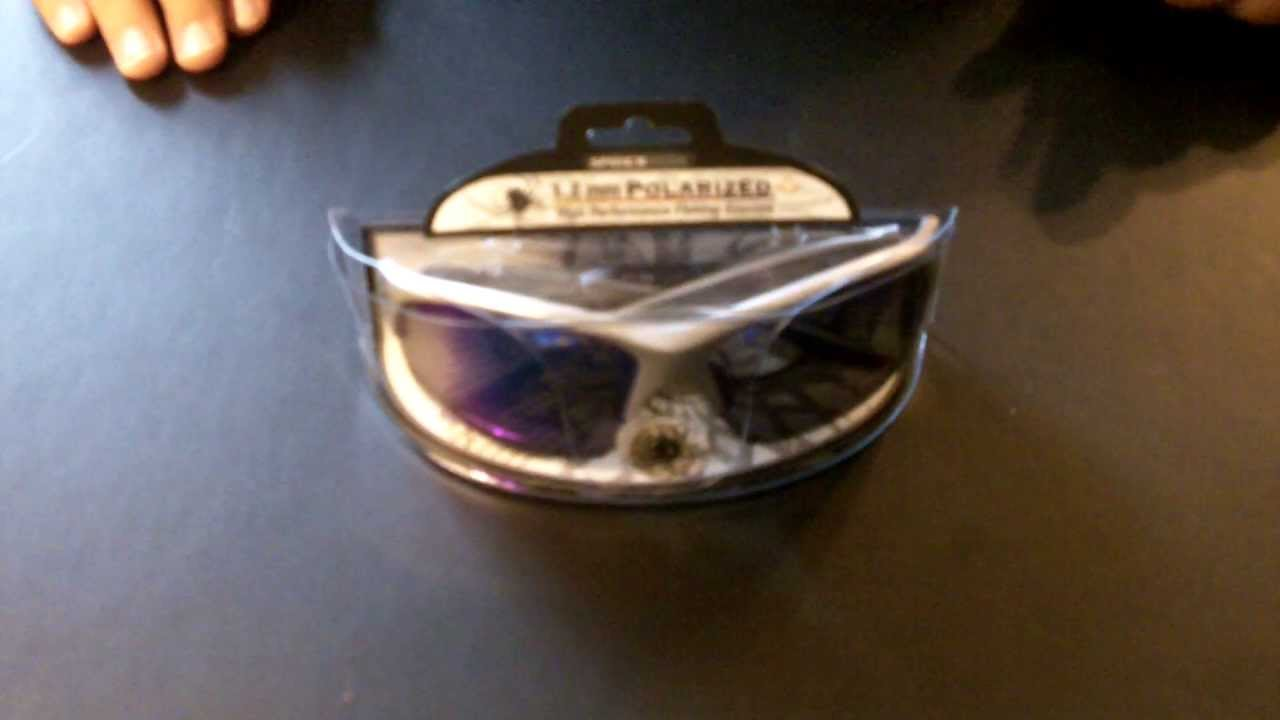 bd5a873f95 spiderwire sunglasses review - YouTube