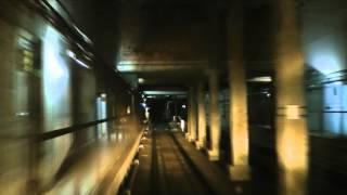 Самарское метро из кабины машиниста(, 2012-06-28T14:23:33.000Z)