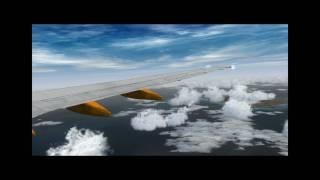 [HD] FSX ARIANE DESIGN NG 737-X MALLORCA [HD]