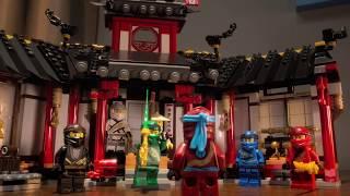 #AD LEGO Ninjago Heroes Race to Save the Nickelodeon Kids' Choice Awards