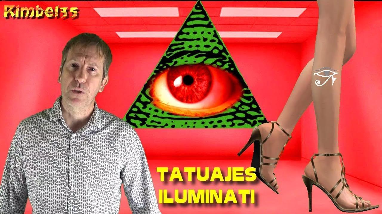 Los Tatuajes Iluminati De Los Famosos Youtube