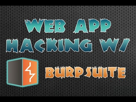 Web Auditing CTF w/ Burp Suite