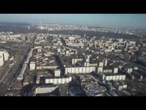 Ostankino TV Tower Moscow 2015