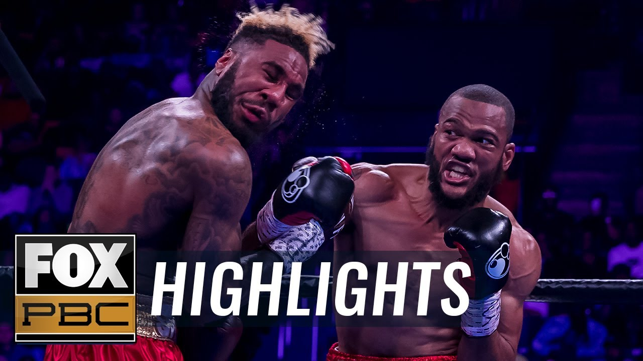 Jarrett Hurd vs Julian Williams full fight | HIGHLIGHTS | PBC ON FOX image