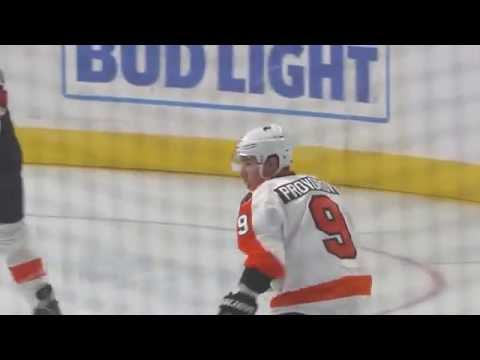 Philadelphia Flyers vs Los Angeles Kings - October 14, 2016