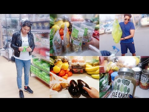 INDIAN GROCERY SHOPPING IN UK | TESCO GROCERY HAUL |