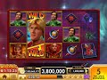 FLASH GORDON Video Slot Casino Game with a FREE SPIN BONUS