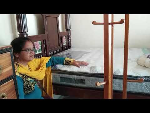 Квартира индийского махараджа Шри Ламы - друга Марии Карпинской в Патне - столице штата Бихар.