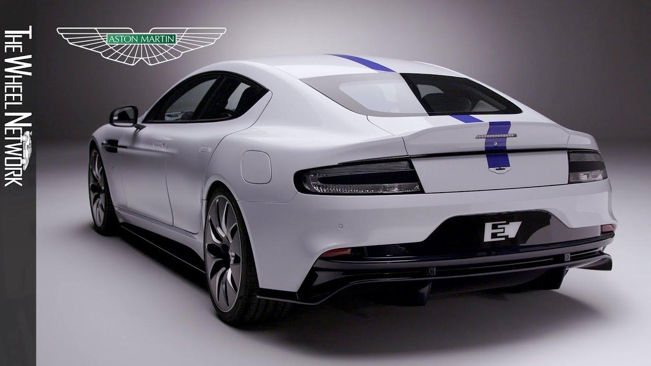 2020 Aston Martin Rapide E Exterior Interior