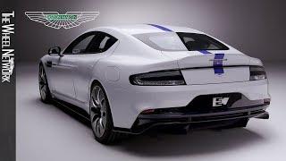 2020 Aston Martin Rapide E Exterior Interior Youtube