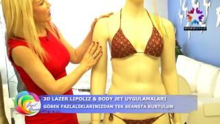 3D Lazer Lipoliz Body-Jet Dr. Nüket Eroğlu - Güzel Yaşam Euro Star