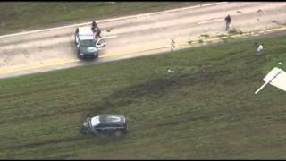 Raw: Deadly High-Speed Police Chase in Florida