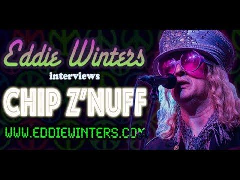 Chip Z'Nuff Exclusive Interview (2018) Enuff Z'Nuff
